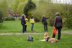 Mantrailing+Wandern Rhön,T-Dogs,30.4.-3.5.2015 Foto Nr.16