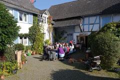 Grünwiesenweiher Welttierschutztag, T-Dogs, 4.10.2014 Foto Nr.16