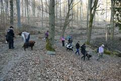 Zur Grube Glück-auf, T-Dogs,9.3.14, Foto Nr.23