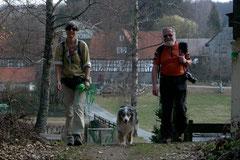 Nibelungensteig März 2012