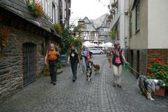 Rheinsteig Sportlich, 1.September 2012