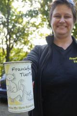 Grünwiesenweiher Welttierschutztag, T-Dogs, 4.10.2014 Foto Nr.1
