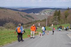 Taunushöhen,T-Dogs,18.4.2015 Foto Nr.23