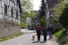 Rund um Lindenfels, T-Dogs,12.4.2014, Foto Nr.18