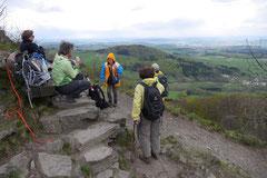 Mantrailing+Wandern Rhön,T-Dogs,30.4.-3.5.2015 Foto Nr.10