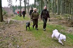 Hundeschulausflug-Sicher auf 4 Pfoten-Herzberg, April 2013, Foto Nr.24