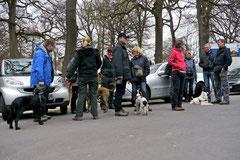 Hundeschulausflug-Sicher auf 4 Pfoten-Herzberg, April 2013, Foto Nr.4
