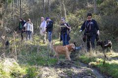 Zur Grube Glück-auf, T-Dogs,9.3.14, Foto Nr.4