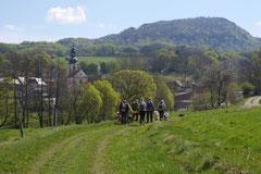 Mantrailing+Wandern Rhön,T-Dogs,30.4.-3.5.2015 Foto Nr.4