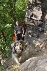 Assmannshäuser Höllenberg, T-Dogs, 17.5.2015 Foto Nr.14