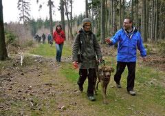 Hundeschulausflug-Sicher auf 4 Pfoten-Herzberg, April 2013, Foto Nr.25