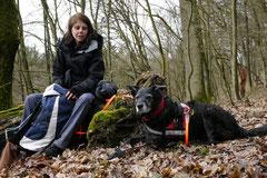 Gimbi,Staufen,Kaisertempel,T-Dogs,2.2.2014, Foto Nr.8
