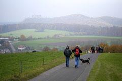 Rhön,Wellness+Wandern,T-Dogs,7.-9.11.2014, Foto Nr.5