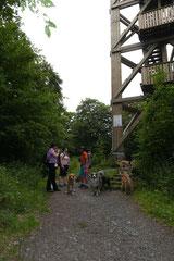 Nele Neuhaus Krimi Tour, T-Dogs, 5.7.14, Foto Nr.2