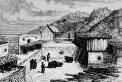 Village thibétain