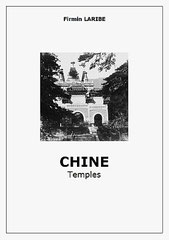 Firmin Laribe (1855-1942) : Chine. Temples
