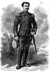 Le lieutenant-colonel de Prjéwalski