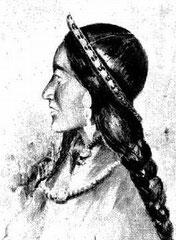 Femme thibétaine