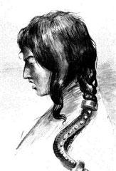 Jeune homme thibétain