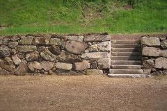 Steinmauer Mühlviertler Altsteinmauer