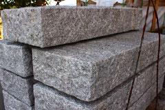 Granitblockstufe