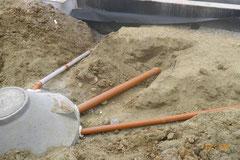 Betonschachtverbau