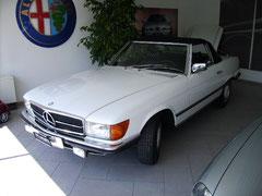 Mercedes 280 SL 1975
