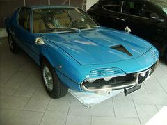 Alfa Romeo Montreal V8 2.8 1972