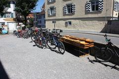 Diese Velos müssen bald umparkiert werden - Platzmangel
