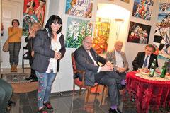 Georgia Kazantzidu, Philipp Jauernik, Hannes Swoboda, Emil Brix