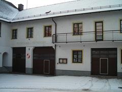 Feuerwehrhaus Aussenansicht