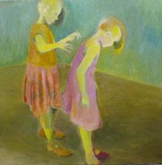 Ereignis, Öl auf Baumwolle, 2007