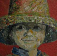 Till,  Öl auf Leinwand, 2007, Privatsammlung