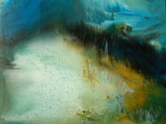 Acryl auf Leinwand 80 x 100 cm, 2011