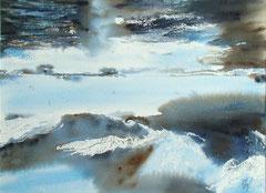 Aquarell 50 x 60 cm, 2011