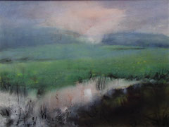 Aquarell mit Tempera 50 x 60 cm, 2009
