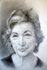 Esperanza Pinazo. Grafito sobre papel