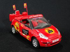 Citroën C3 Pluriel Café GRAND MERE                            Caravane Tour de France 2004