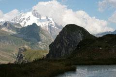 Vers le massif du Mont Blanc