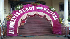 tirumala marriage contractor - name board & entrance 11