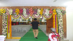 tirumala marriage contractor - name board & entrance 91