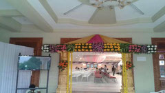 tirumala marriage contractor - name board & entrance 89