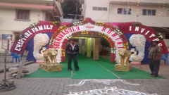 tirumala marriage contractor - name board & entrance 51
