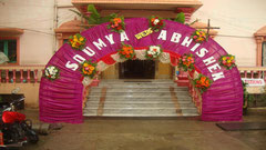 tirumala marriage contractor - name board & entrance 14
