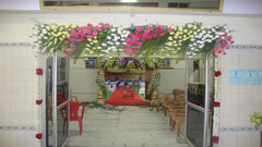 tirumala marriage contractor - name board & entrance 60