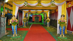 tirumala marriage contractor - name board & entrance 112