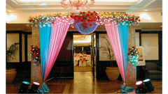 tirumala marriage contractor - name board & entrance 90