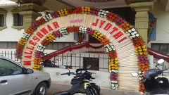 tirumala marriage contractor - name board & entrance 26