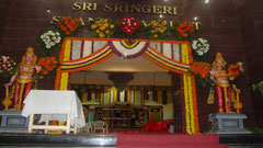 tirumala marriage contractor - name board & entrance 95