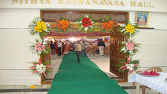 tirumala marriage contractor - name board & entrance 72